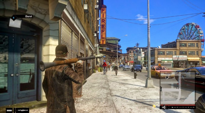 Watch_Dogs Mod For GTA IV Released, Looks Phenomenal