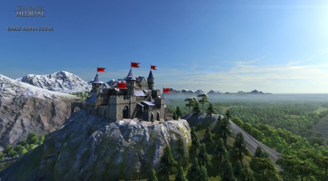 Grand Ages: Medieval Announced – New RTS – Debut Trailer
