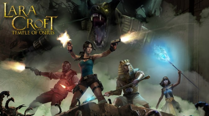 Lara Croft and the Temple of Osiris – Four Player Co-Op Mayhem Dev Diary