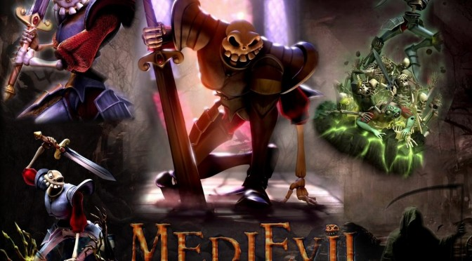 New Mod Aims To Bring The World Of Playstation's MediEvil To Skyrim