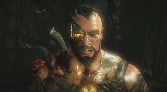 Mortal Kombat X – New Trailer Shows Kano's Different Fighting Styles