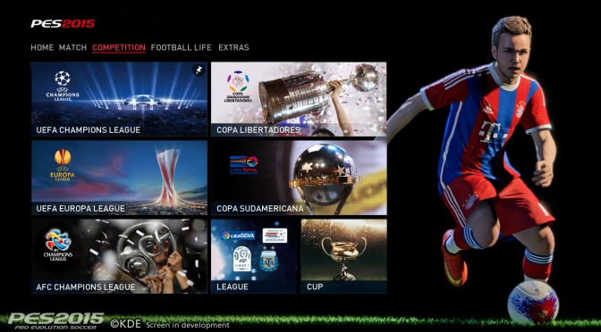Pro Evolution Soccer 2015 – New Official Details Unveiled