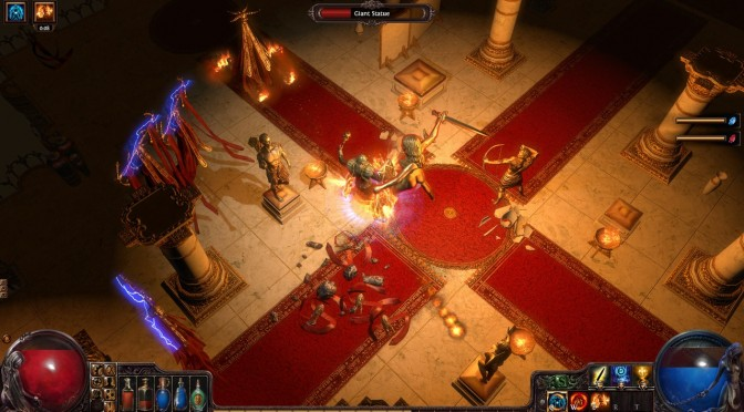 Path of Exile will receive a massive update that will add a new DX11 renderer on December 2nd