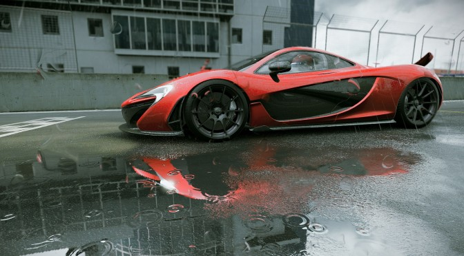 Project CARS – Latest 3.0 Version versus Release Version – FPS and Rain Effects Comparison