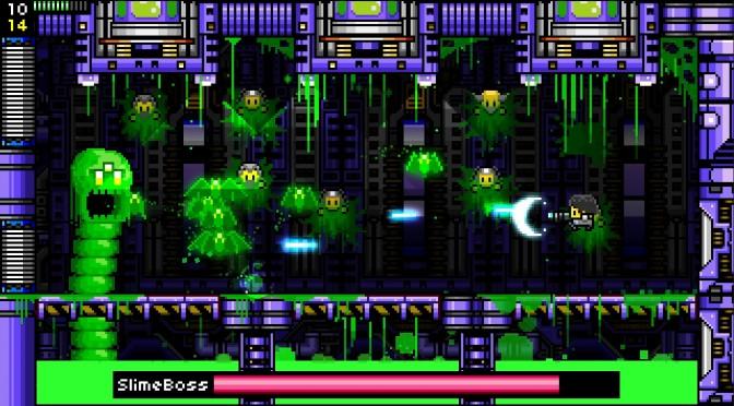 Rex Rocket – Lovely Retro 2D Platformer – Releases Today On Steam