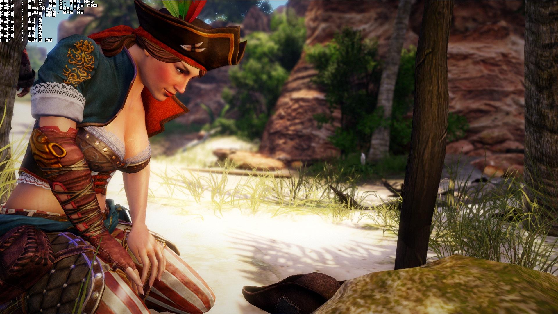 Risen 3 - Titan Lords Gameplay (PC HD) - YouTube