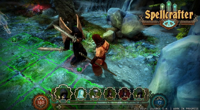 Spellcrafter – Turn-based RPG – Now Available On Steam Via Early Access Program