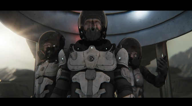 Star Citizen's Social Module Is Now Available To Backers