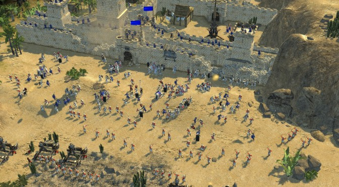 Stronghold Crusader 2 Has Gone Gold, Gets New Developer Diary