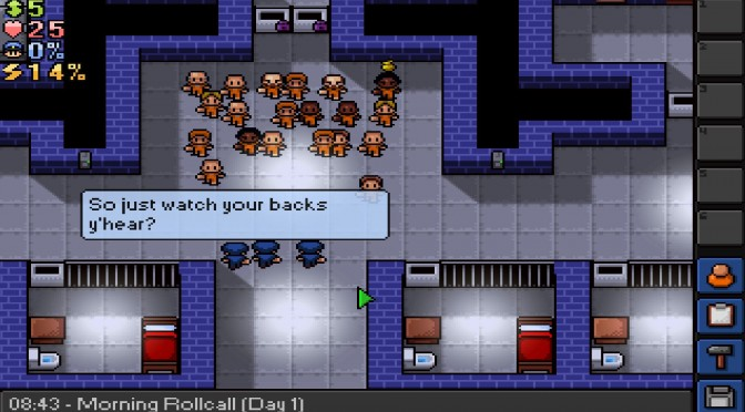 The Escapists to Be Released for the PC on February 13th
