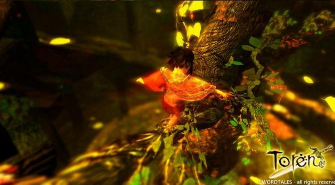 Toren – Zelda meets Braid meets The Last Guardian – Gets New Gameplay Trailer