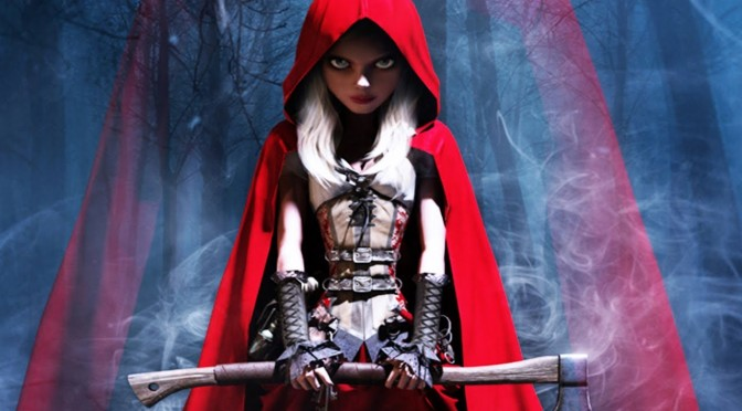 Rebellion Purchases All Assets & IP Rights For Woolfe – The Red Hood Diaries