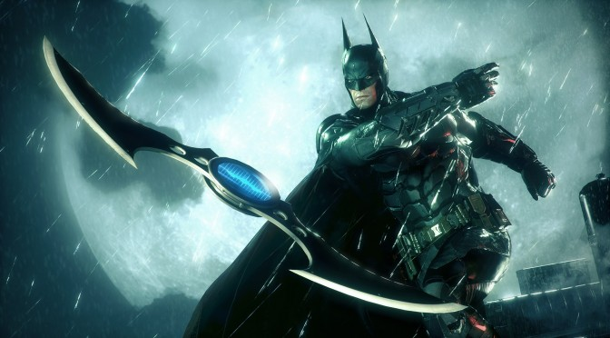 New Batman: Arkham Knight mods allow you to change FOV, enable invincibility and more