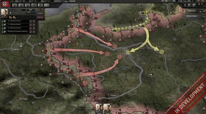 Hearts of Iron IV – New Screenshots & Gameplay Trailer