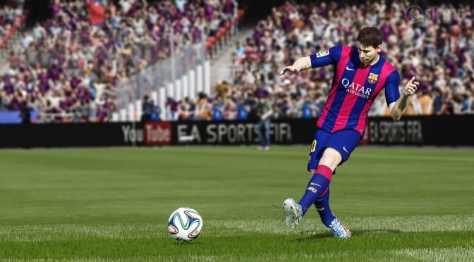 FIFA 15 – Third Title Update Improves Defensive Positioning & Lob Through Balls