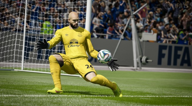 FIFA 15 – New Patch Brings Adjustments & Improvements to Shooting, Goalkeepers & Goal Line Tech