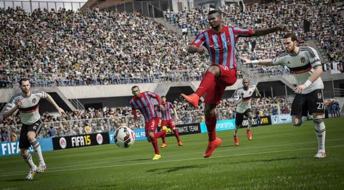 FIFA 15 – New Skill Moves Trailer Featuring Eden Hazard