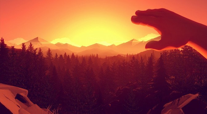 Firewatch – Here Is 17 Minutes Of New Gameplay Footage