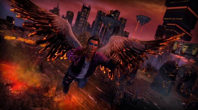 Saints Row: Gat Out of Hell – Off-Screen Gameplay Footage + New 1080p Screenshots