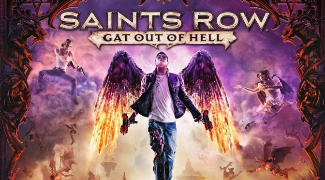 Saints Row IV: Gat out of Hell – Launch Trailer