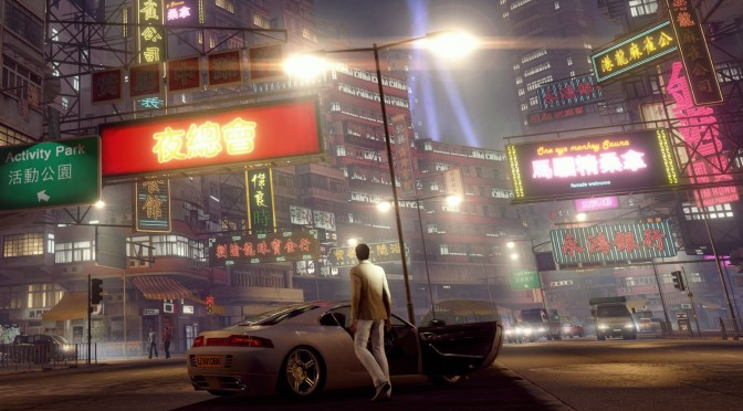 Sleeping Dogs: Definitive Edition – Officially Confirmed, Coming This October, First Screenshots