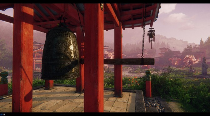 Shadow Warrior-inspired Environment Recreated In CRYENGINE, Looks Beautiful