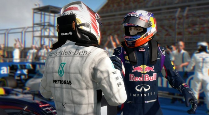 F1 2014 Gets Launch Trailer