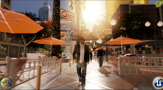 AQP City – GTA V Inspired Game In Unreal Engine 4 – Gets IndieGoGo Campaign, Trailer & Screenshots