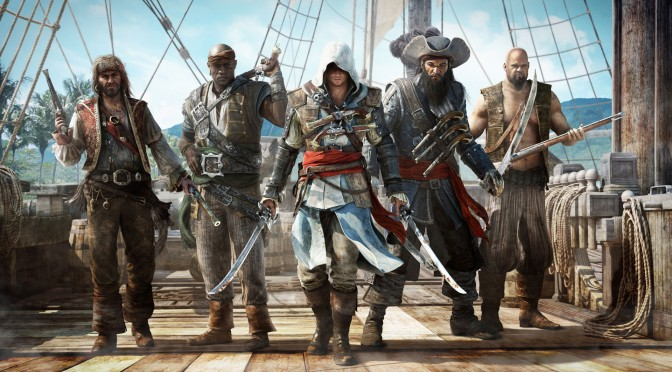 Assassin's Creed Birth of a New World – The American Saga Announced, Features The Three Latest AC Games