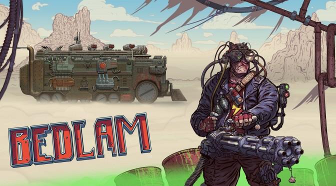 "The Banner Saga Game Engine Licensed for New Title ""BEDLAM"""
