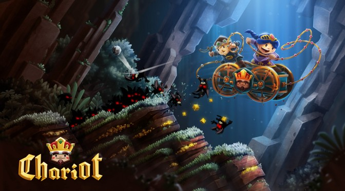 Chariot – Co-Op Platformer Releases Next Week On Consoles, Coming This Fall On PC, Gets Launch Trailer
