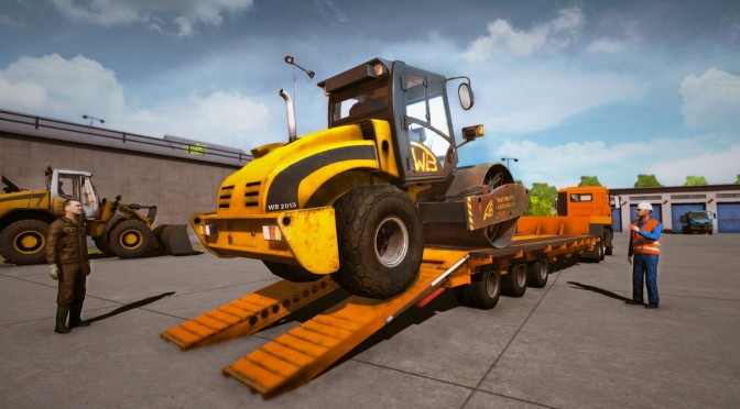 Construction Simulator 2015 Announced, Hits PC & Mac This