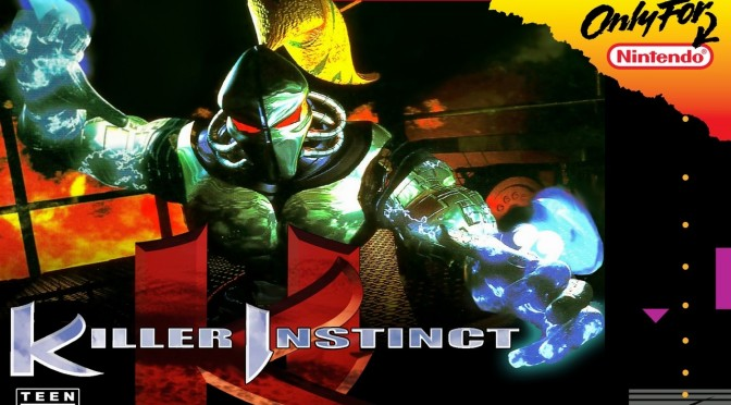 Here is a really cool Killer Instinct mod for the classic DOOM game