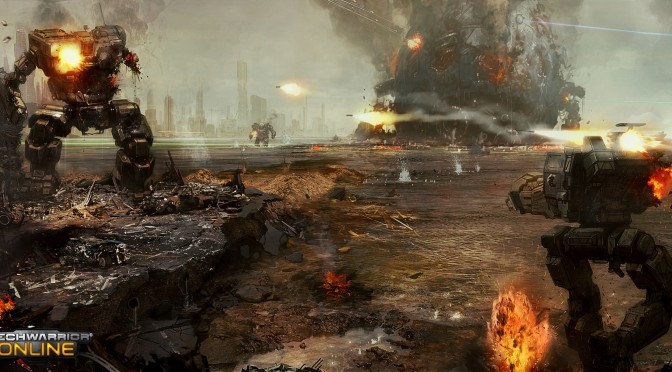 MechWarrior Online – Server Expansion Now Live, Lag Reduced By Up To 75%
