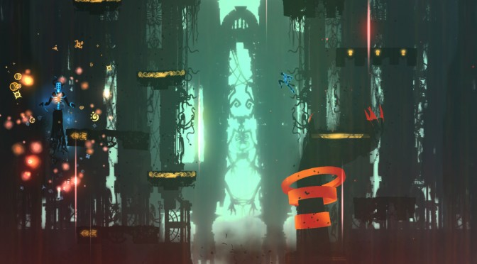 Fast-paced dynamic platformer, Outland, is available for free on Steam until June 8th