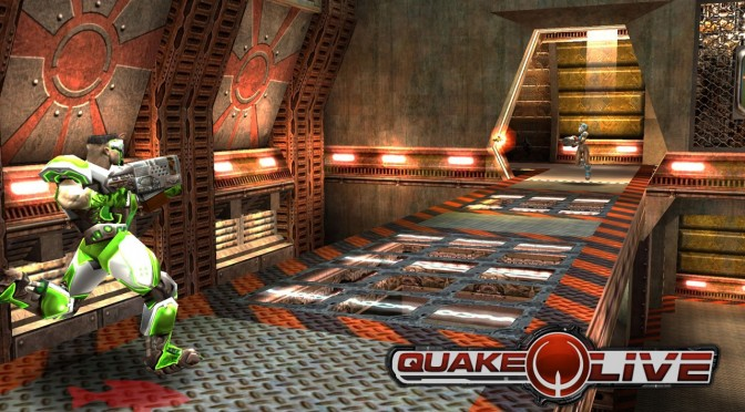Quake Live Comes Tomorrow On Steam As A Free-To-Play Title