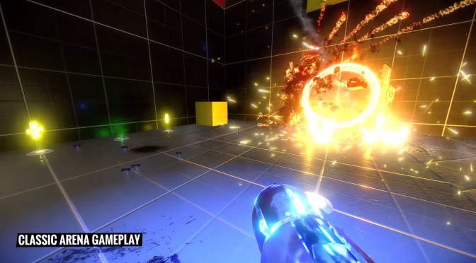 Reflex – Arena Shooter Inspired by Quake 3 – Gets New Development Update Video