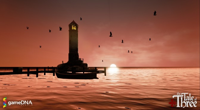 The Tale of Three – New Third-person Indie Adventure Powered By Unreal Engine 4 Announced