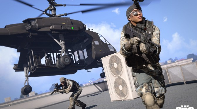 Arma 3 has sold 3 million units worldwide
