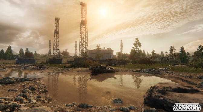 Armored Warfare – PVE Mode Detailed
