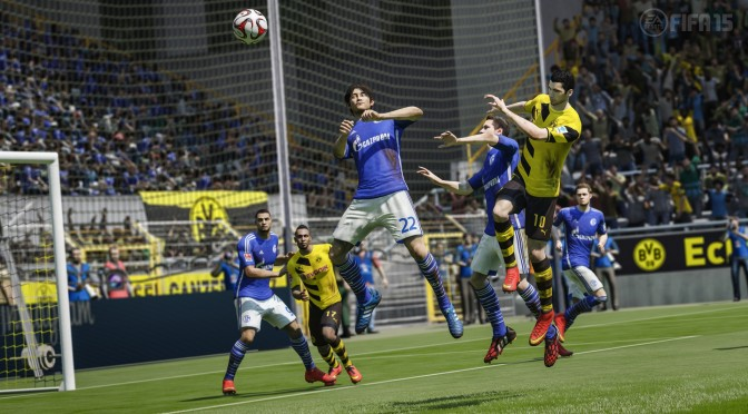 FIFA 15 – New Next-Gen Screenshots Released