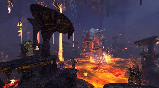 FireFall – Update 1.1 Adds New Weapons, Five Dynamic Encounters & Hardcore Mode For 'Kanaloa the Destroyer'