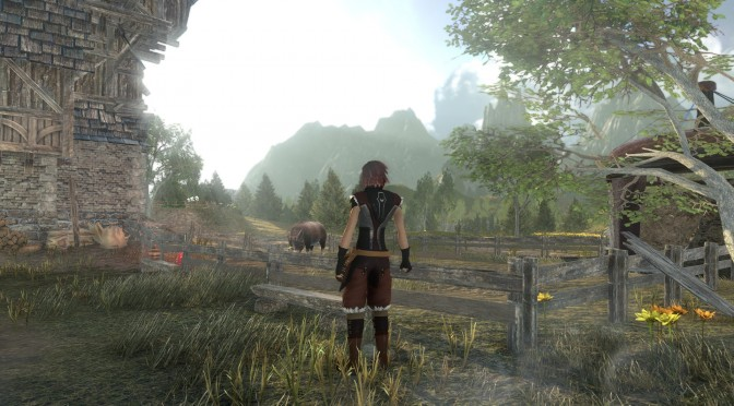 Edge of Eternity – Turn Based Steampunk/Medieval JRPG – Gets New Screenshots