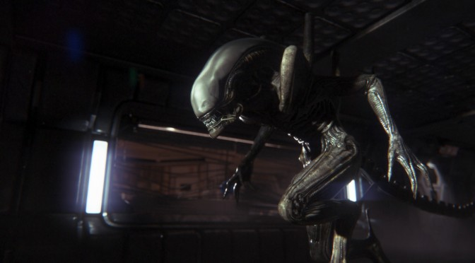 Here Is What Alien: Isolation Would Look like in Third-Person Mode