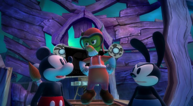Disney Epic Mickey 2: The Power of Two – Now Available On Steam