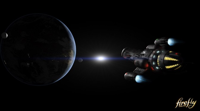 Firefly Online – 3D Environment Engine Sneak Peek