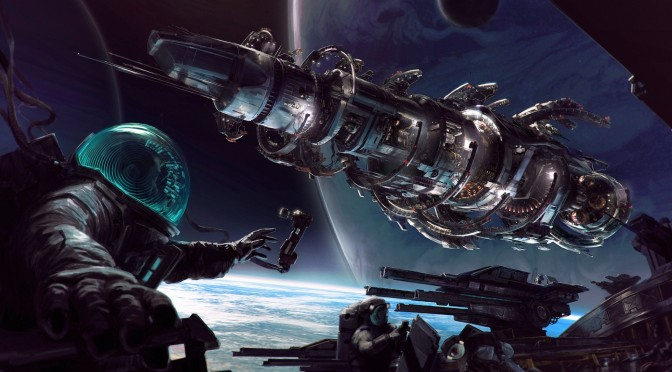 Fractured Space – Unreal Engine 4-powered Tactical Space Combat – Launches On Steam Early Access