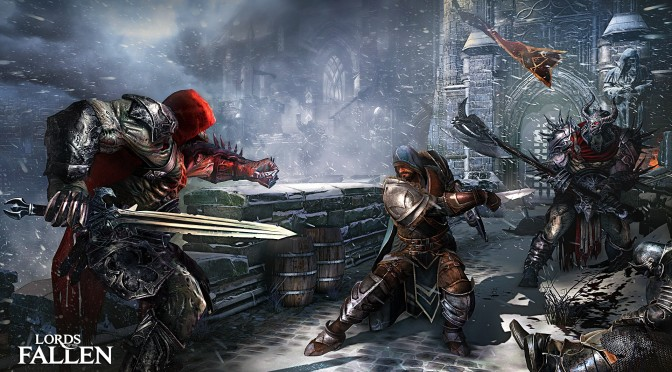 Lords of the Fallen – Low Versus Very High Comparison Screenshots