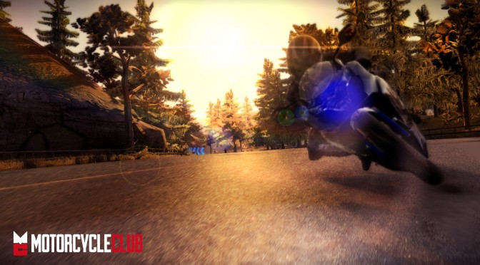 Motorcycle Club – Arcade-style Motorbike Racing Game – Releases Next Month, Gets New Screenshots