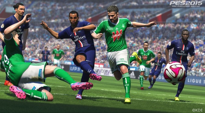 Pro Evolution Soccer 2015 – New Screenshots & Trailer Focus On Game Modes